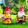 Gnomos de jardín: horribles, míticos, fálicos