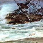 Buscando naufragios en las bajantes