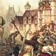 La maldición de Jacques de Molay, último Gran Maestre de los Templarios