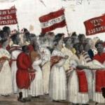 ¿Qué sucedió con la población afro-argentina?