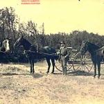 Tres sanduceros en la Patagonia rebelde de 1916