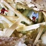 Como hormigas entre cristales
