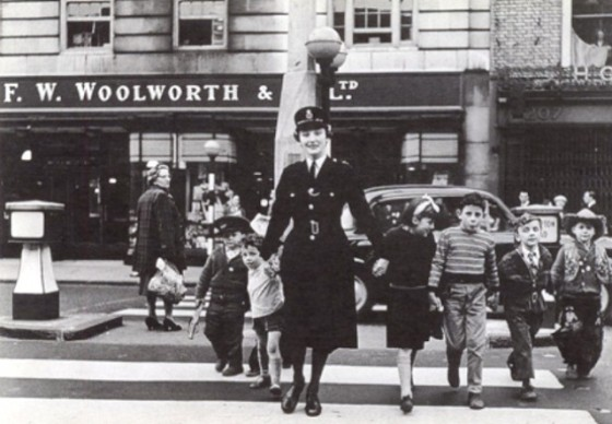 0391 Brompton Road London SW3 1950s