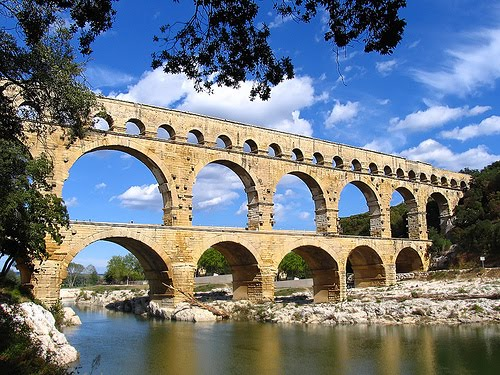 1 Rom aqueduct a
