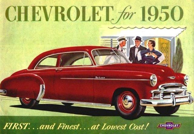 1950 Chevrolet Brochure-01