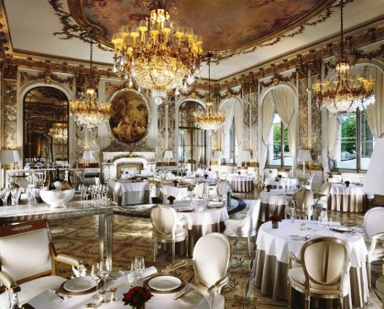 19_Fine Dining Restaurant le Meurice