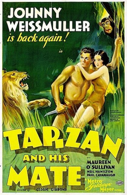 330px-Tarzan_his_mate_poster
