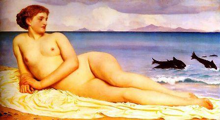 800px-1868_Frederic_Leighton_-_Actaea