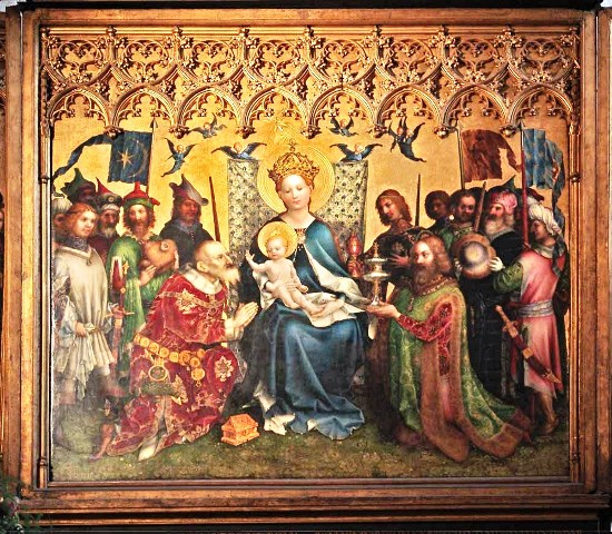 Altarpiece_by Stephan_Lochner