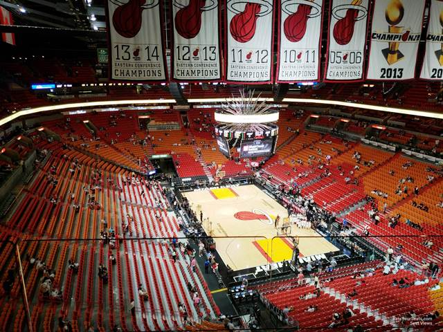 AmericanAirlines-Arena-Basketball-Section-416-Row-3_on_10-8-2018_FL