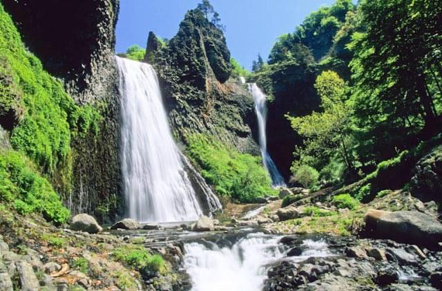 Ardèche - La cascade du Ray-Pic