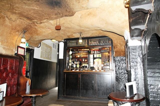 Bar-downstairs