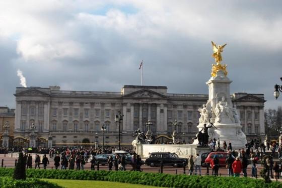 Buckingham Palace, epicentro del Jubile