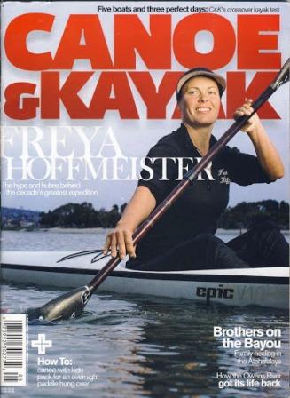 Canoe & Kayak May 2010