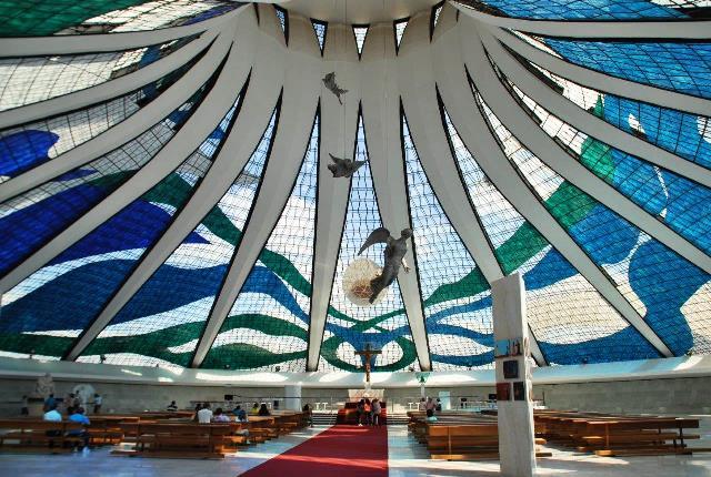 Catedral de Brasilia 2
