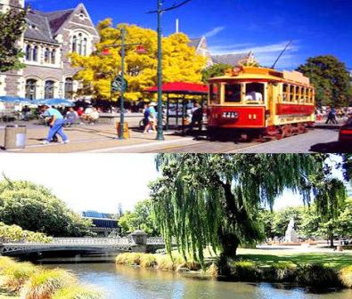 Ciudad de Christchurch   Victoria Park