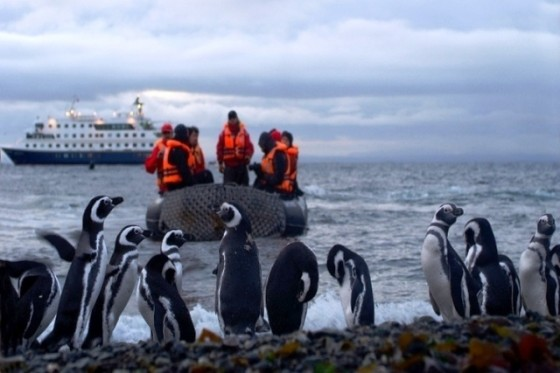 Cruceros lujo Patagonis