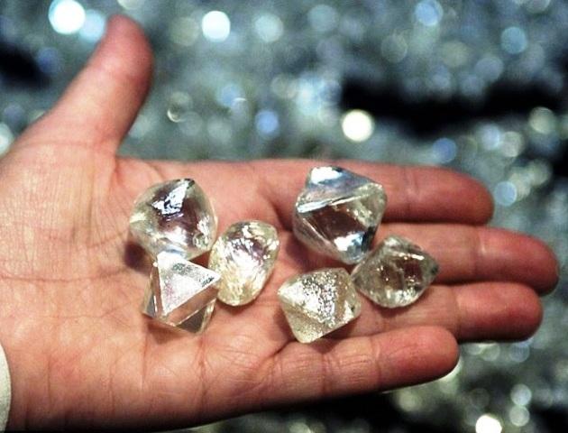 Diamantes de Popigai