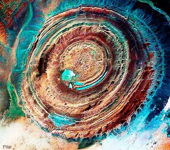 El Ojo del Sahara EL-OJO-DE-SAHARA-MAURITANIA