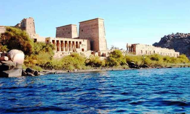 Egipto_CruceroporelNIloconlavistadeltemplo-filae-philae