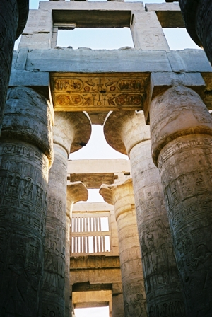 Egypt-Luxor-Karnak-temple-of-Amun-Great-Hypostyle-Hall-world-heritage-site-1-SEW