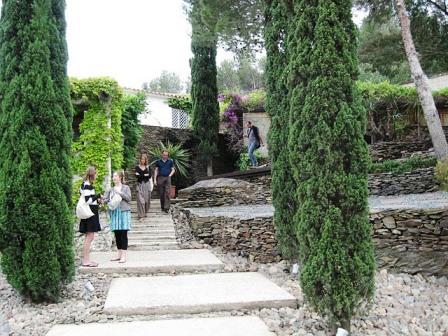 El Bulli front steps