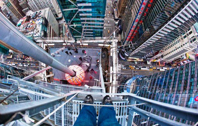 El-fin-de-año-en-Nueva-York-Bola-de-Times-Square