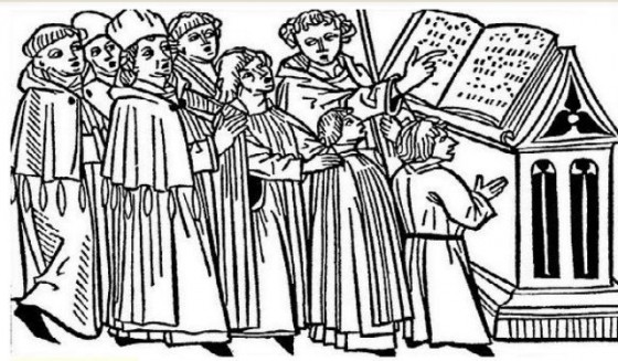 Canto gregoriano, alimento para el alma