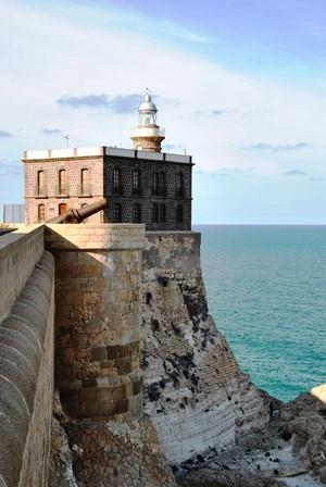 Faro de Meilla-Mal de Albaron