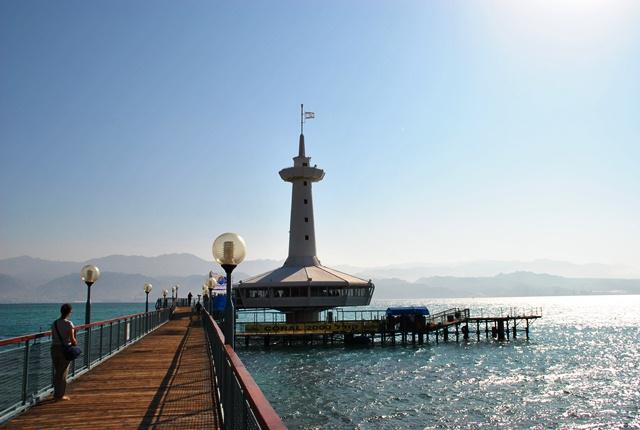 Foto 1 Eilat Underwater observatory