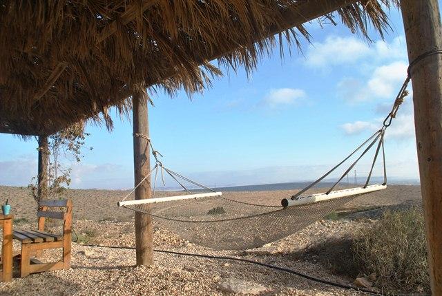 Foto 4-Alojamiento en las granjas del Negev