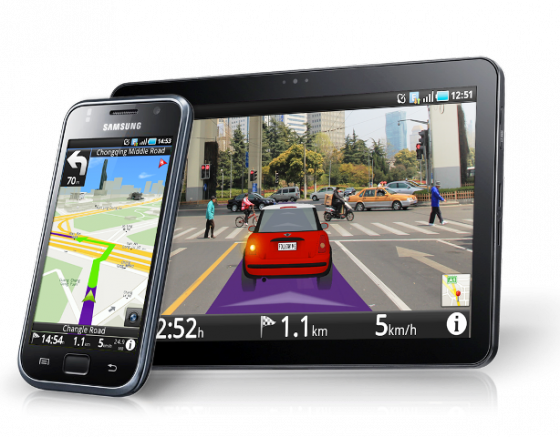 GalaxyS+GalaxyTab_ROUTE 66 Maps + Navigation_FollowMe
