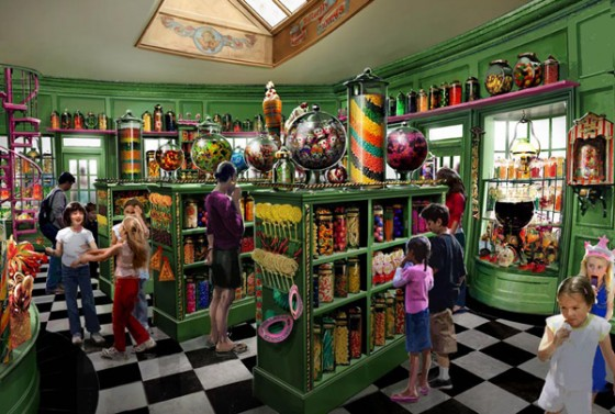 Honeydukes The Wizarding World of Harry Potter at Universal Orlando Resort