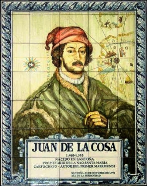 Juan de la Cosa 5