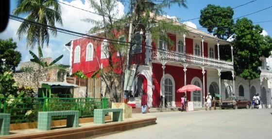 Jacmel Houses