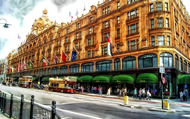 Knightsbridge-londres