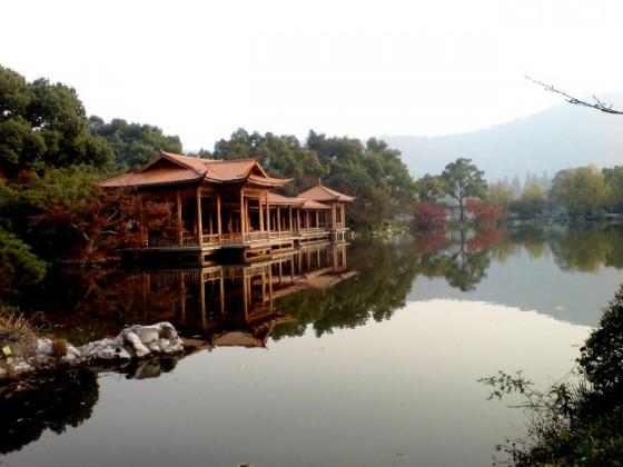 Lago del Oeste de Hangzhu
