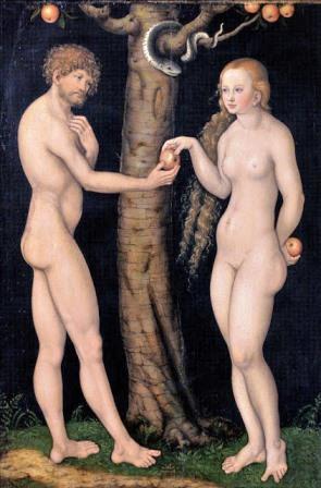 Lucas_Cranach_-_Adán_y_Eva_(Museo_Soumaya,_Mexico)