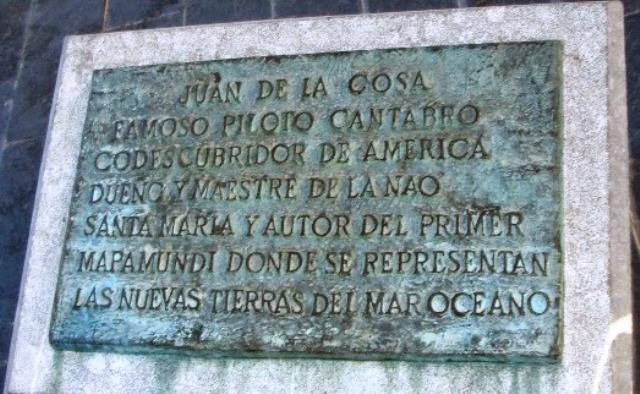 MONUMENTO A JUAN DE LA COSA 6