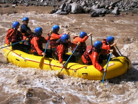 Mendoza - Rafting[1]
