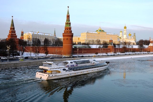 Moscow-River-Cruise