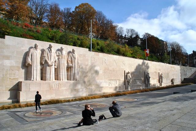 Muro de los reformadores