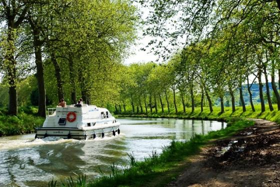 El canal de languedoc viajes for Jardin japones toulouse