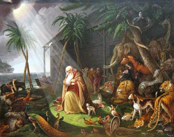 Noah-and-his-Ark