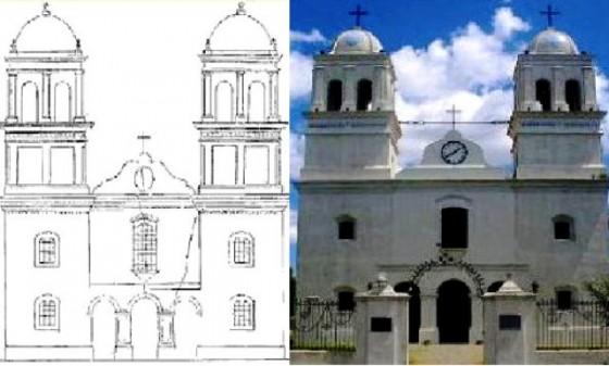 Iglesia colonial de San Carlos  Viajes