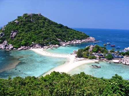 Phuket-Suratthani-Kohtao-Nangyuan
