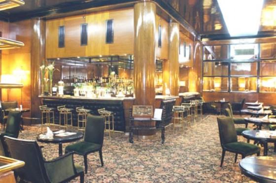 Plaza Bar - barra
