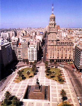 Plaza Independencia-