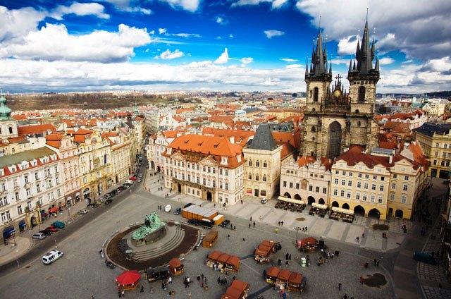 Praguesquare