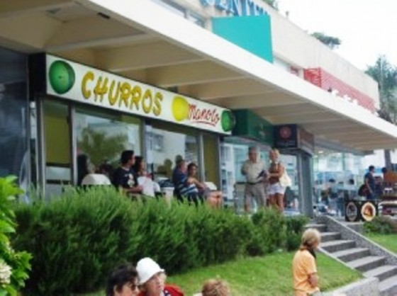 Punta 06 Manolo churros